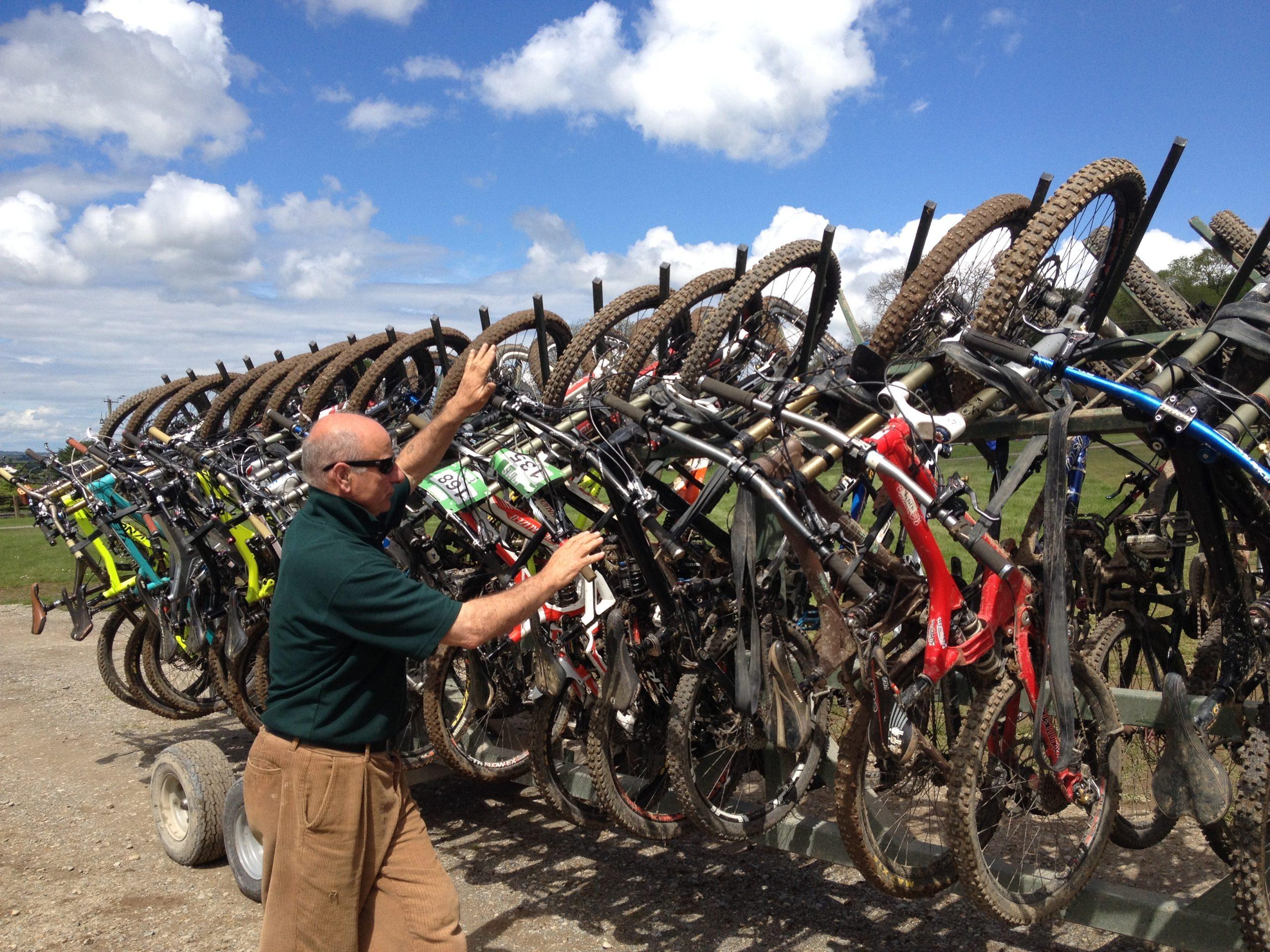 Bike Park Uplift