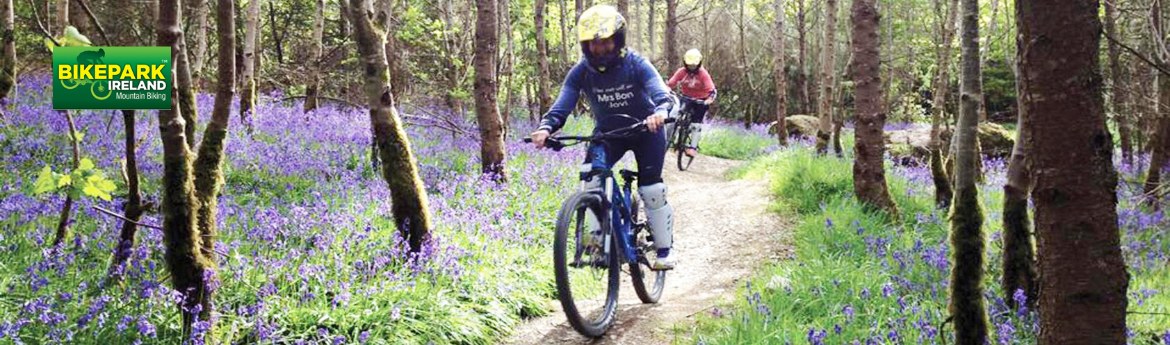 fun activity mountain biking at Bike Park Ireland copy